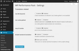 WPPP Settings